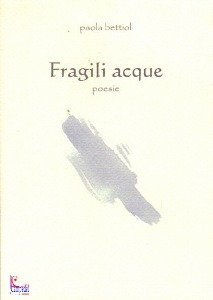 Fragili Acque Book Cover