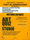 immagine di Area medica sanitaria Art quiz studio 2020